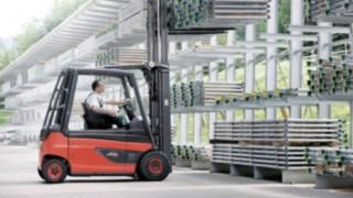 Assistenzsystem von Linde sorgt für sicheres Lastenhandling