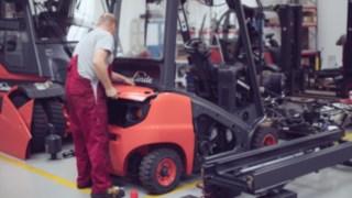 Linde Material Handling hat in Velké Bílovice bei Brünn in Tschechien ein neues Aufbereitungszentrum eröffnet.