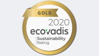 EcoVadis-Goldmedaille für Linde Material Handling
