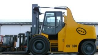 MKF Dieselstapler CS 320 D