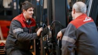 Schöler Ausbildung Mechatroniker
