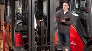 Prüfungsservice für alle Flurförderfahrzeuge