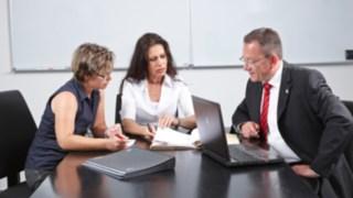 Projektmanagement Schöler Fördertechnik