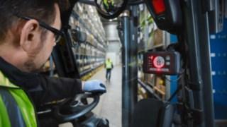 Sicherheit für Mensch und Maschine mit dem Linde Safety Scan