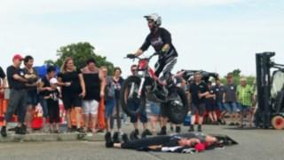 Stuntshow von Stuntfunk