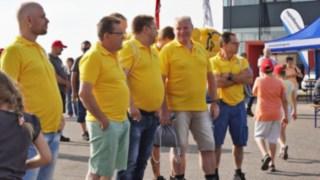 Team VEGA am Schöler StaplerCup