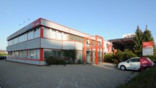 Zentrale in Rheinfelden