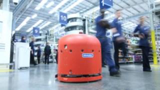 Cleanfix Bodenreinigungsroboter