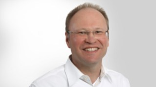 Michael Doufrain Geschäftsführer der Logistics Evolution GmbH