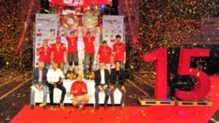 Siegerinnen und Sieger der Deutschen Meisterschaften im Staplerfahren